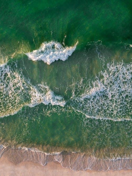 Бесплатное стоковое фото с берег, бирюзовый, вода, лето