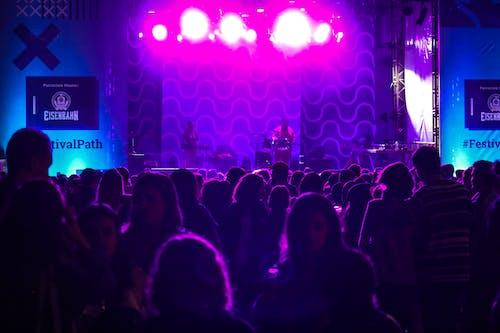 Gratis lagerfoto af koncert, show