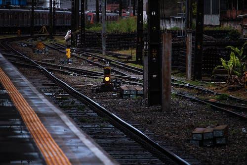 Gratis lagerfoto af togstation