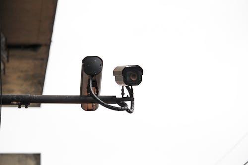 Gratis lagerfoto af sikkerhed, sikkerhedskamera