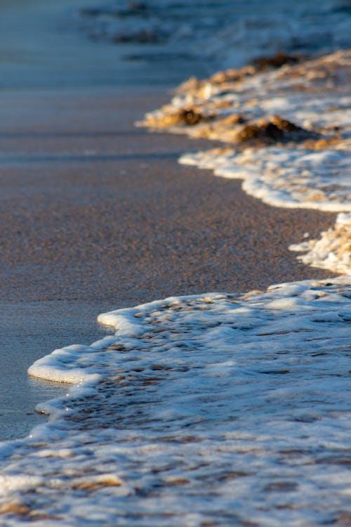 Δωρεάν στοκ φωτογραφιών με παραλία, παραλία άμμο