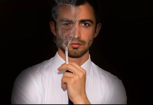 관절, 남자, 니코틴, 담배의 무료 스톡 사진
