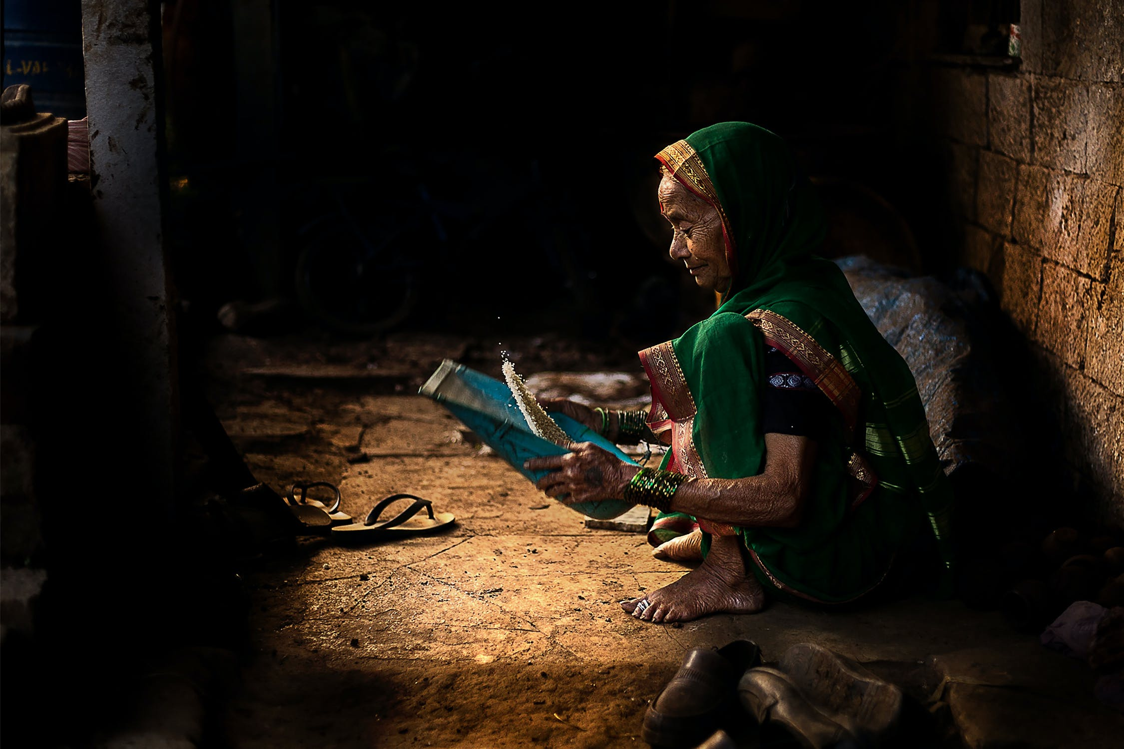 Indian Woman @pexels.com