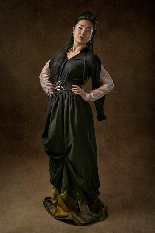 亞洲女人, 亞洲女性, 傳統服飾, 光鮮亮麗 的 免費圖庫相片