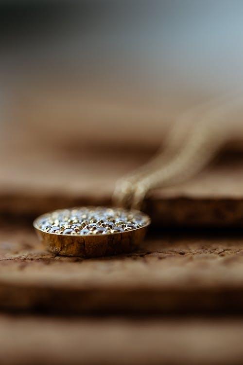 Foto d'estoc gratuïta de corck, diamants, disseny, disseny de goldstof