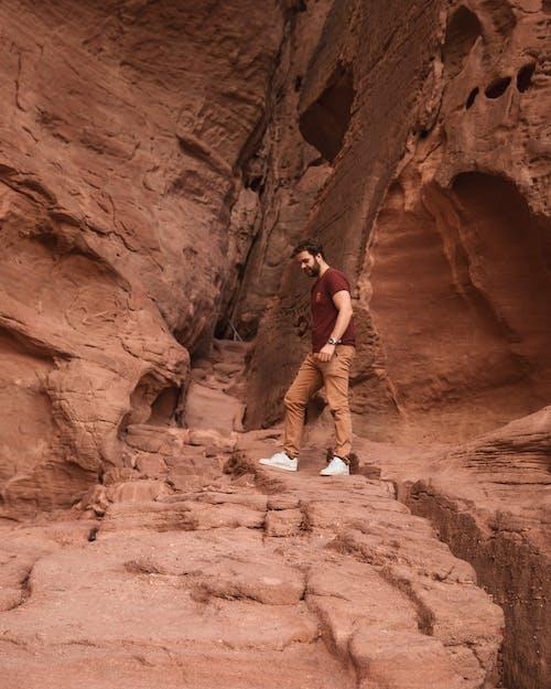 Foto d'estoc gratuïta de atractiu, desert, eilat, estiu