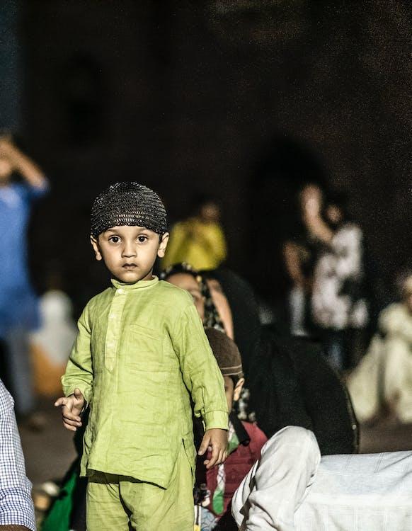 bonic fill, cuteness, musulmà