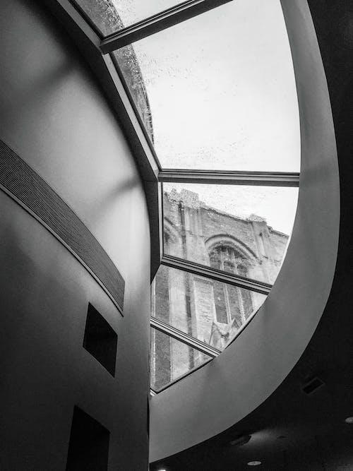 Gratis lagerfoto af arkitektur, bygning, kunst, lavvinkelskud