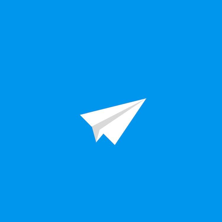 Free stock photo of graphic, graphic design, telegram
