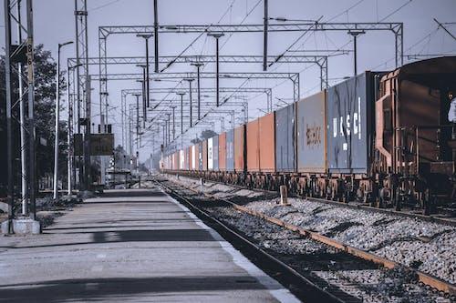 rehan verma, 圖片, 子弹头列车, 廣角攝影 的 免费素材照片