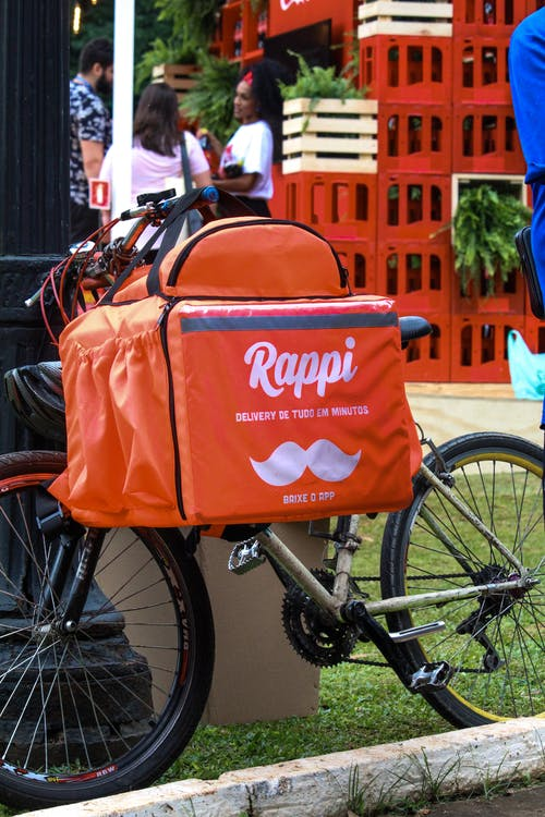 Fotos de stock gratuitas de bici, entrega, urbano