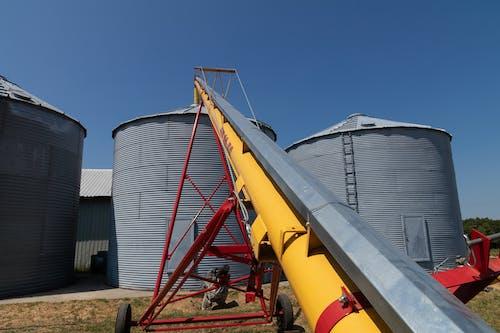 Základová fotografie zdarma na téma agbiopix, pšenice, zásobník, zemědělství