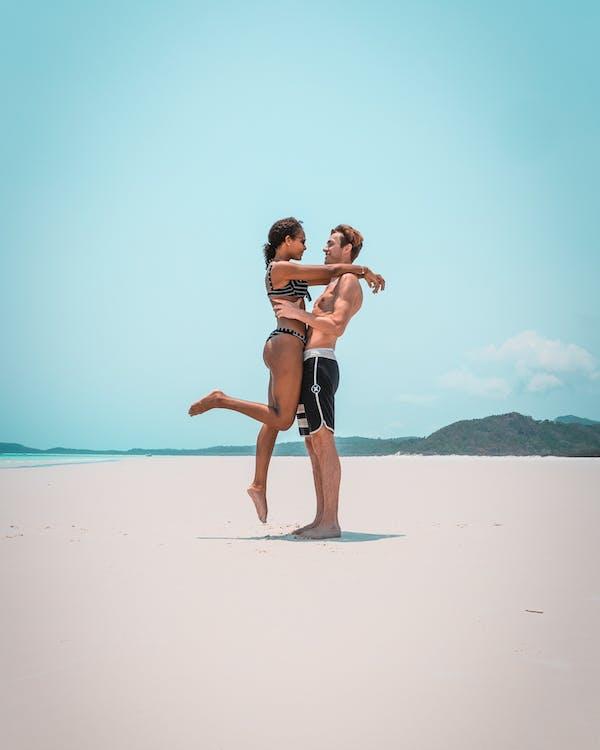Australien, bære, bikini