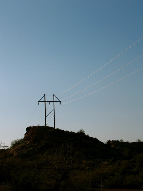Free stock photo of arizona, cliff, perspective