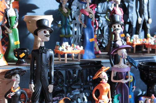 Free stock photo of art, day of the dead, halloween, mexico