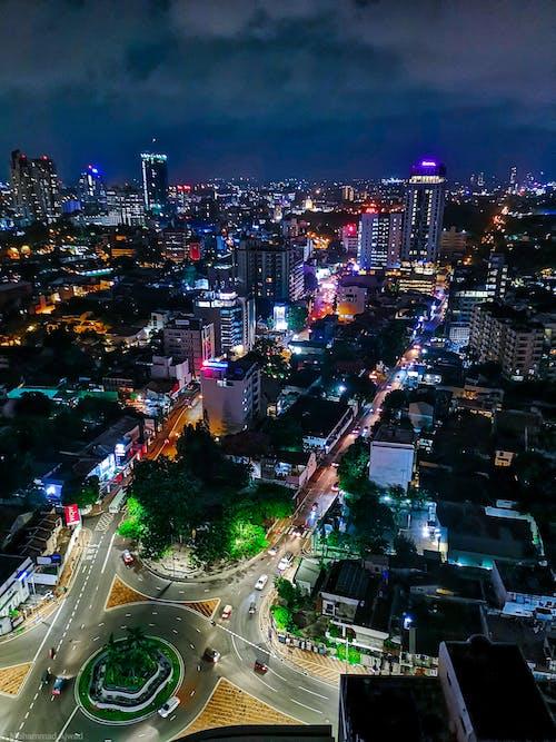 Δωρεάν στοκ φωτογραφιών με skyscape, εργοτάξιο, όμορφα μάτια, ουρανοξύστης