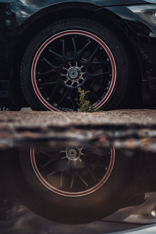 Vehicle Wheel and Tire