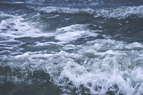 Fotos de stock gratuitas de azul oscuro, dice adiós, océano azul, océano profundo