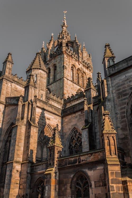 Gratis lagerfoto af arkitektur, billede, Canon, edinburgh