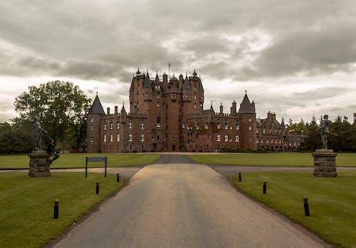 Foto profissional grátis de arquitetura, cânone, castelo, cenário