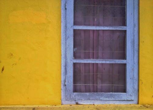 Immagine gratuita di casa sporca, esotico, giallo, vecchia casa
