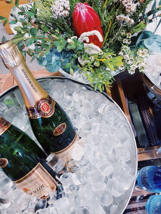 αλκοολούχα ποτά, αφρώδης, γιορτή