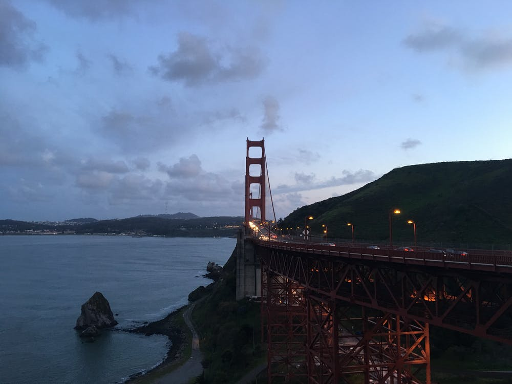 Golden Gate híd, híd