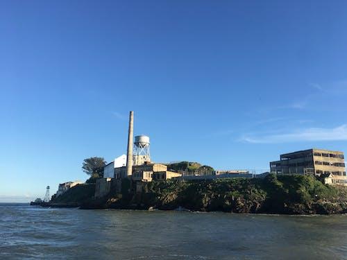 Free stock photo of alcatraz, island