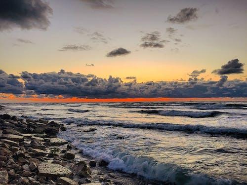 Gratis stockfoto met #outdoorchallenge, #zee