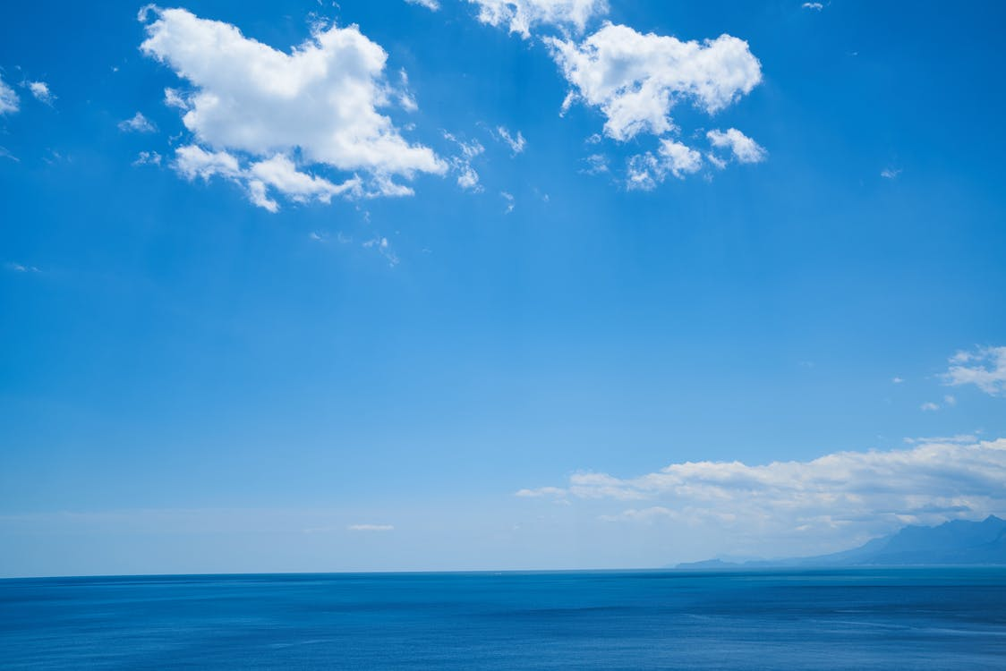 Scenic View Of Ocean During Daytime