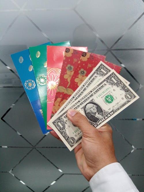 お金, カウント, クレジット, ドルの無料の写真素材