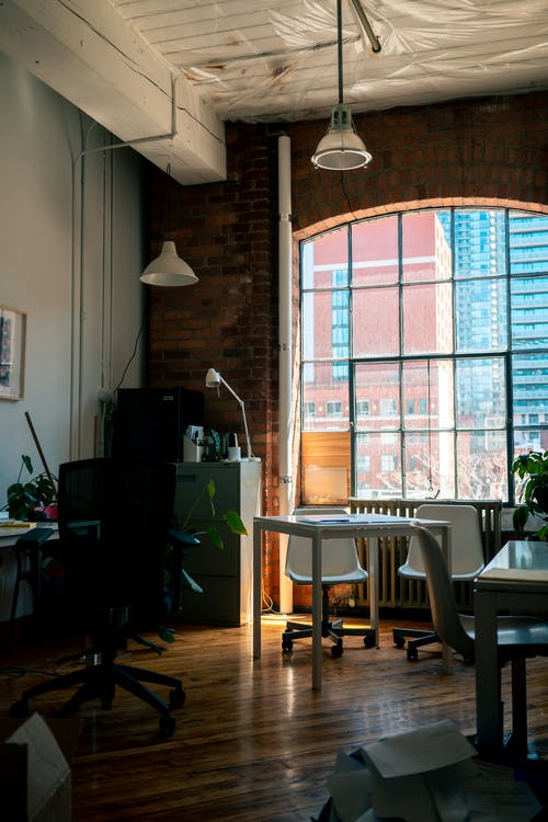 Modern Interior Design Of A Room