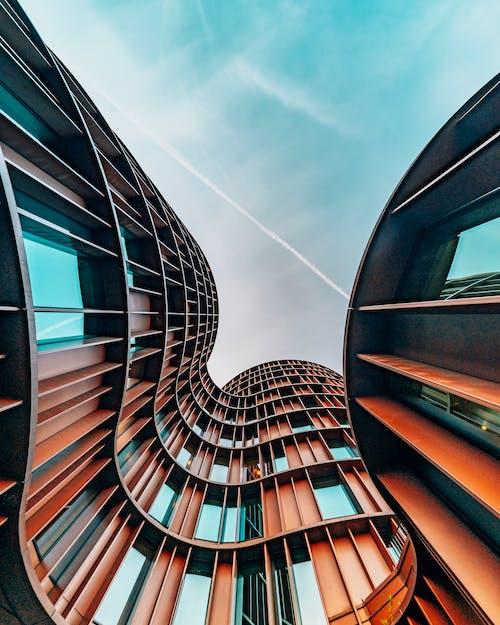 Δωρεάν στοκ φωτογραφιών με αρχιτεκτονικές λεπτομέρειες, αρχιτεκτονική, αρχιτεκτονικό σχέδιο, αστικός