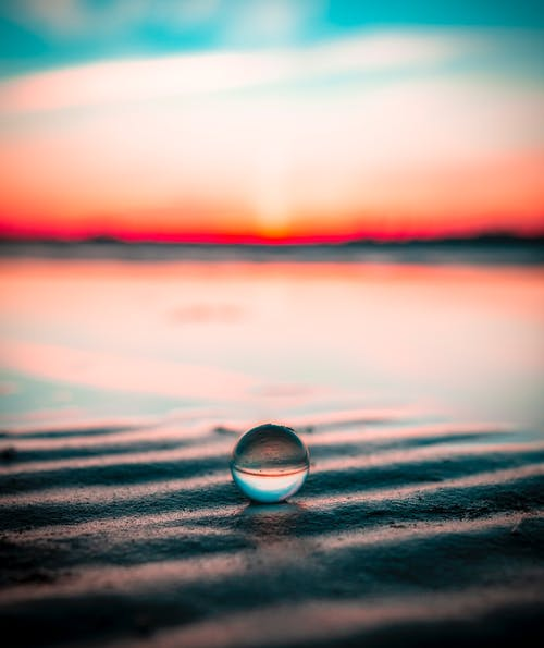 Free stock photo of beach, beautiful, glassball, summer