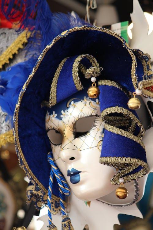 嘉年華, 威尼斯, 面具 的 免費圖庫相片