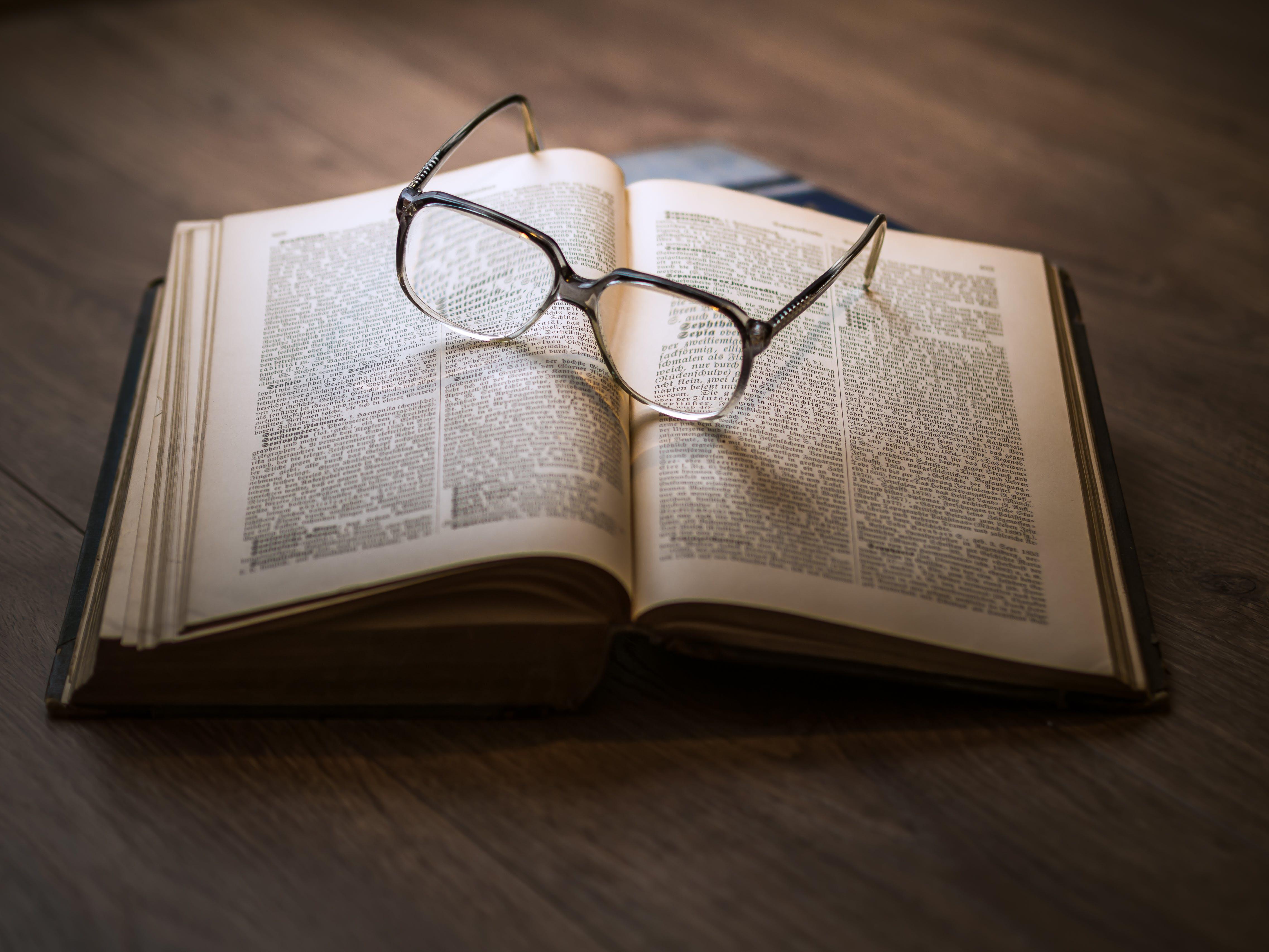 antique, book, encyclopedia
