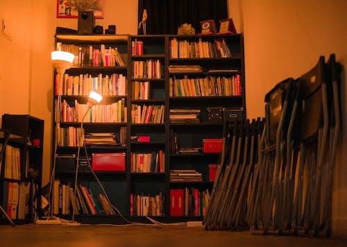 Foto d'estoc gratuïta de biblioteca, enquadernació de llibres, llibre, pàgines de llibres