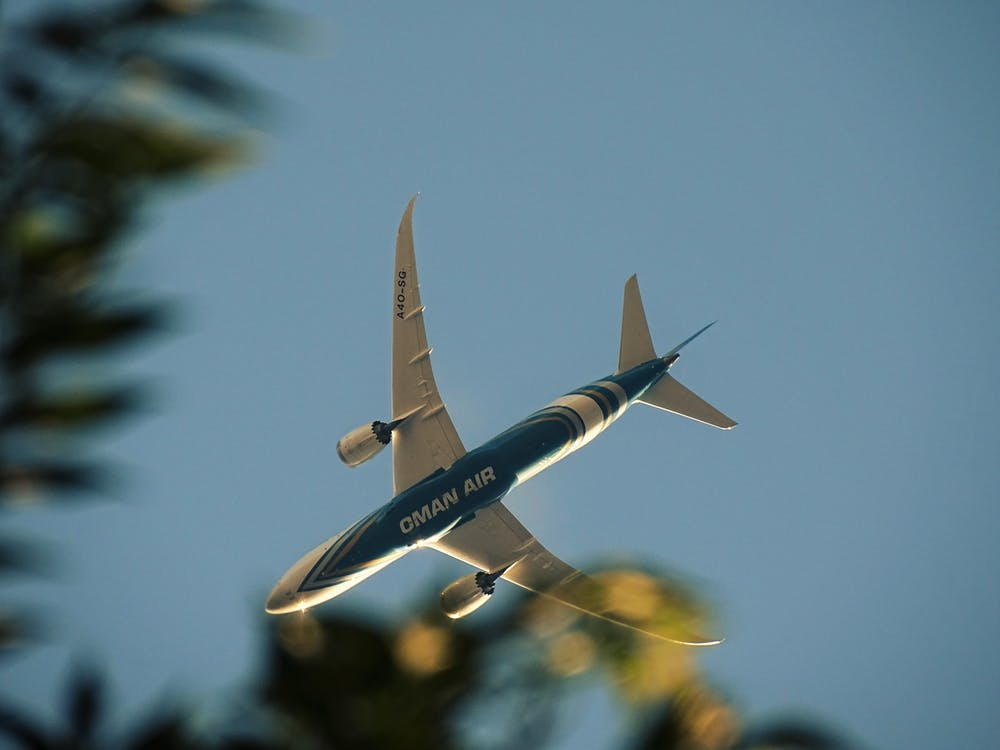 Авіація, аеропорт, Вибірковий фокус