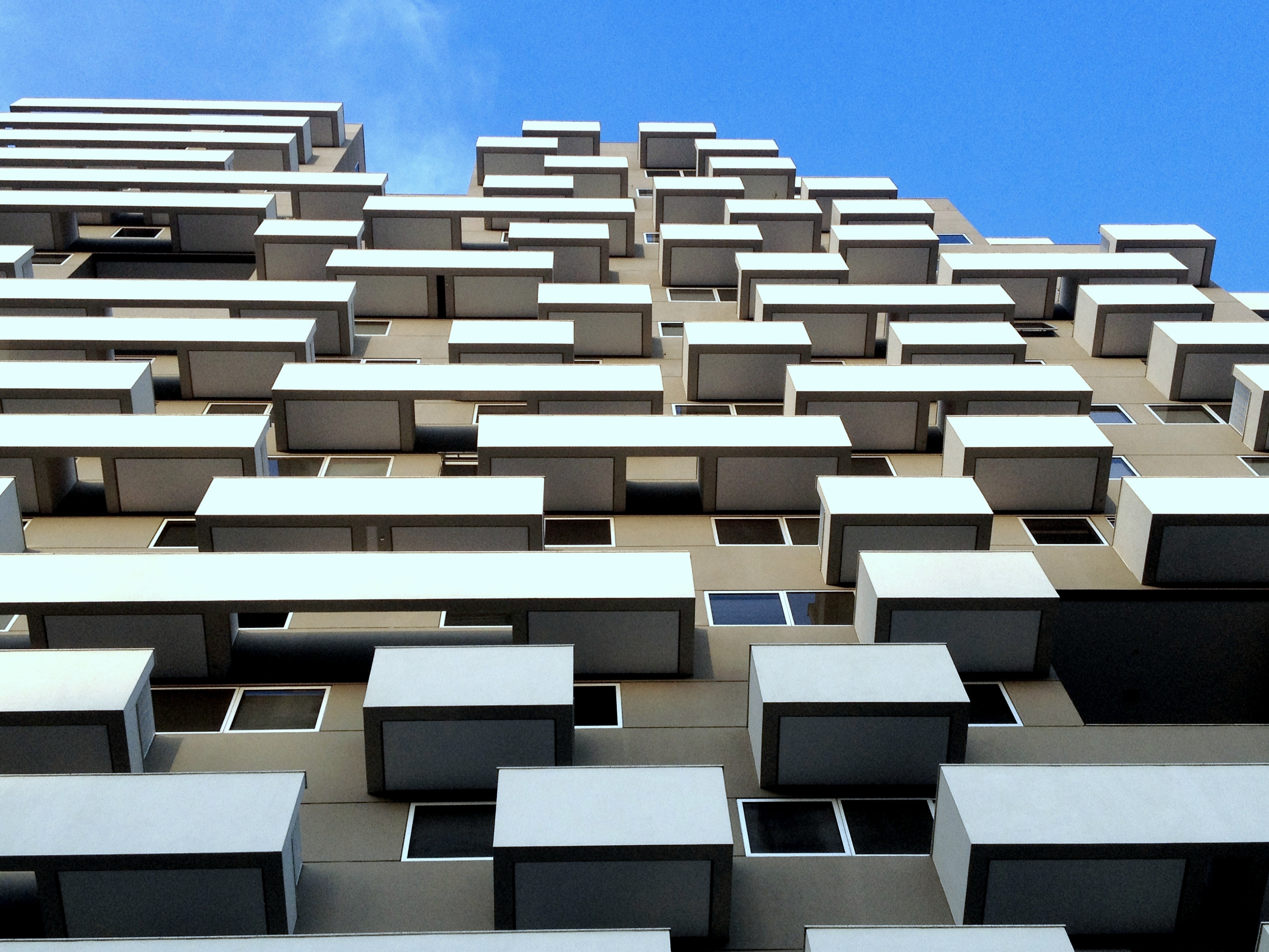 Low Angle Photography Of Building Free Stock Photo