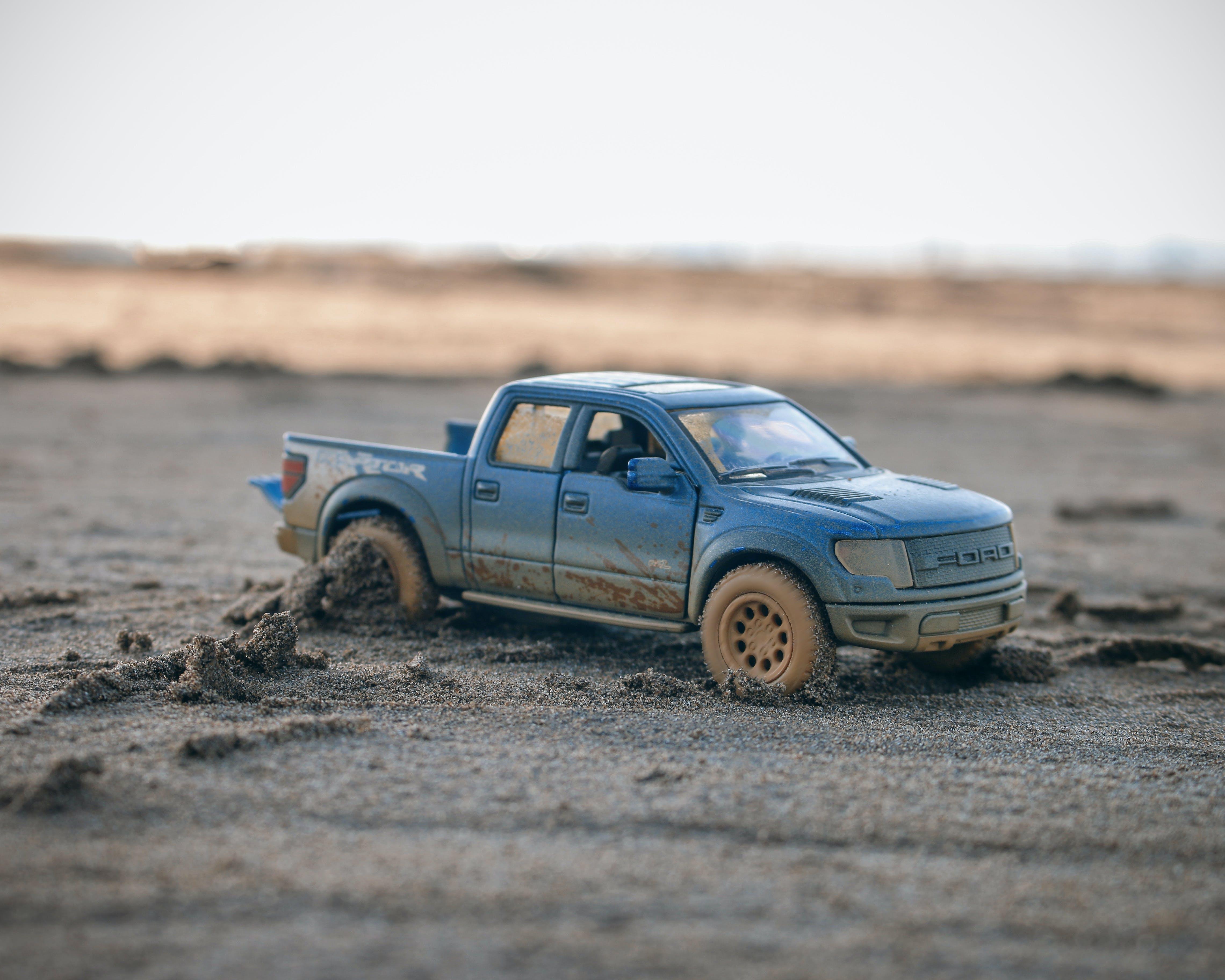 Free stock photo of american car, beach, car, car toy