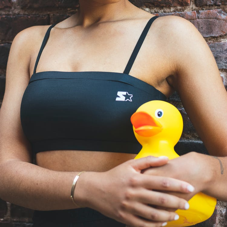 Yellow Rubber Duckie