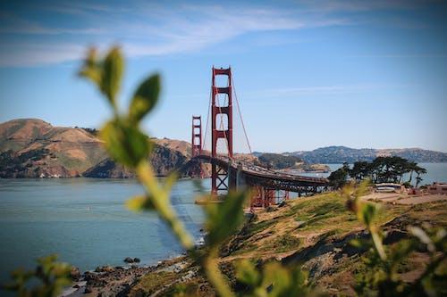 Gratis lagerfoto af arkitektur, bakker, bjerg, bro