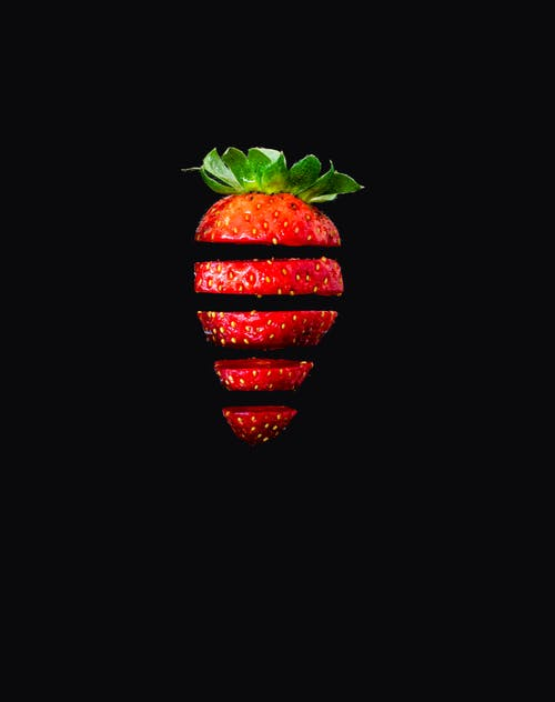 Red Strawberry Fruit