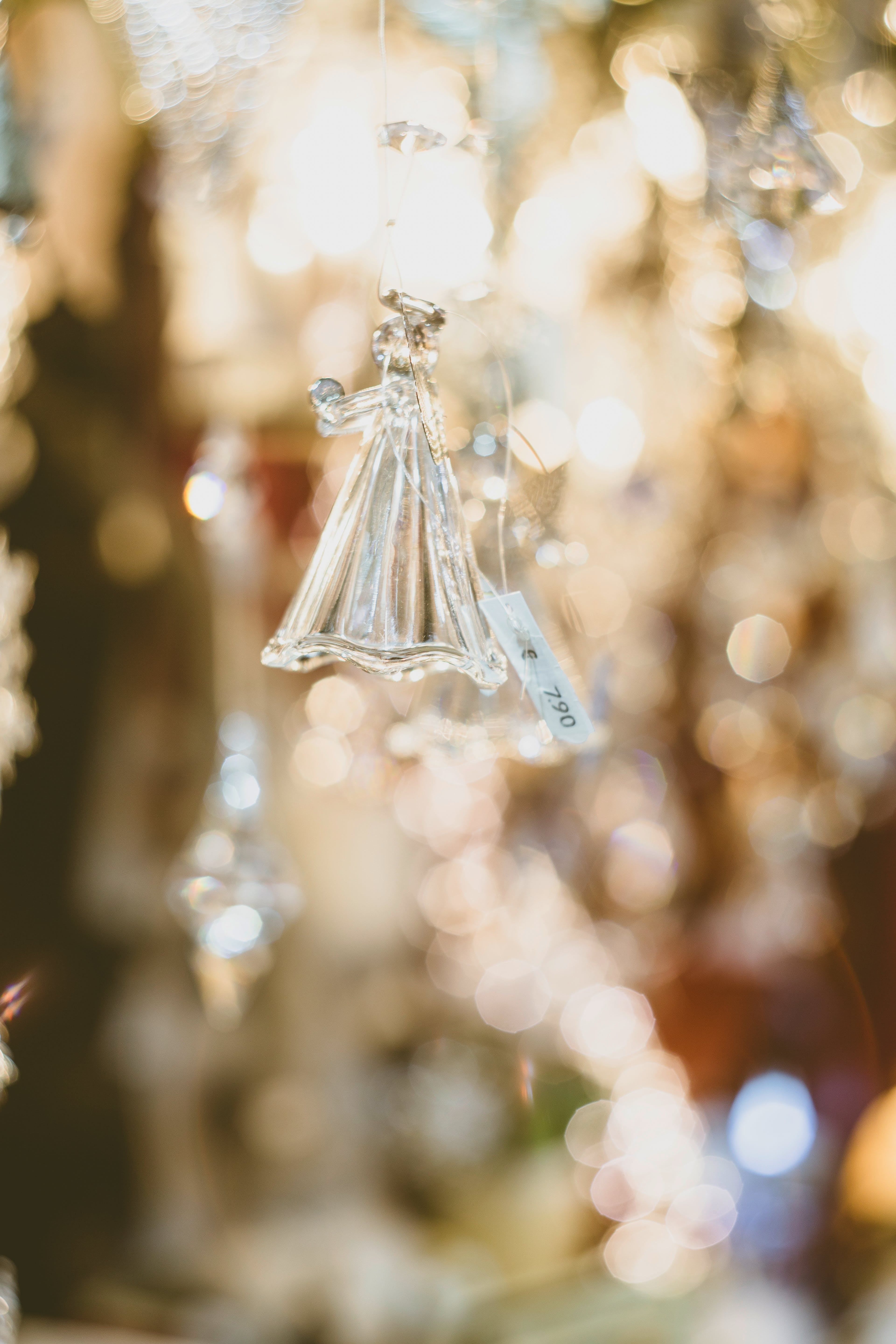 Free stock photo of christmas, christmas bauble, christmas bell, christmas gift