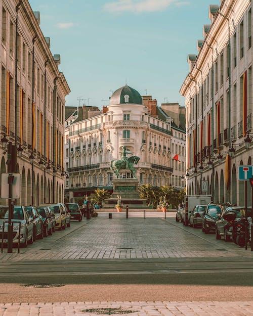 Бесплатное стоковое фото с европа, орлеан, солнечный день, старое здание