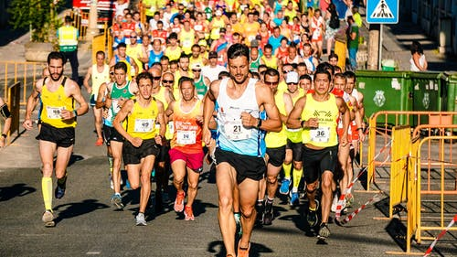 Základová fotografie zdarma na téma běhání, cvičení, fitness, lidé