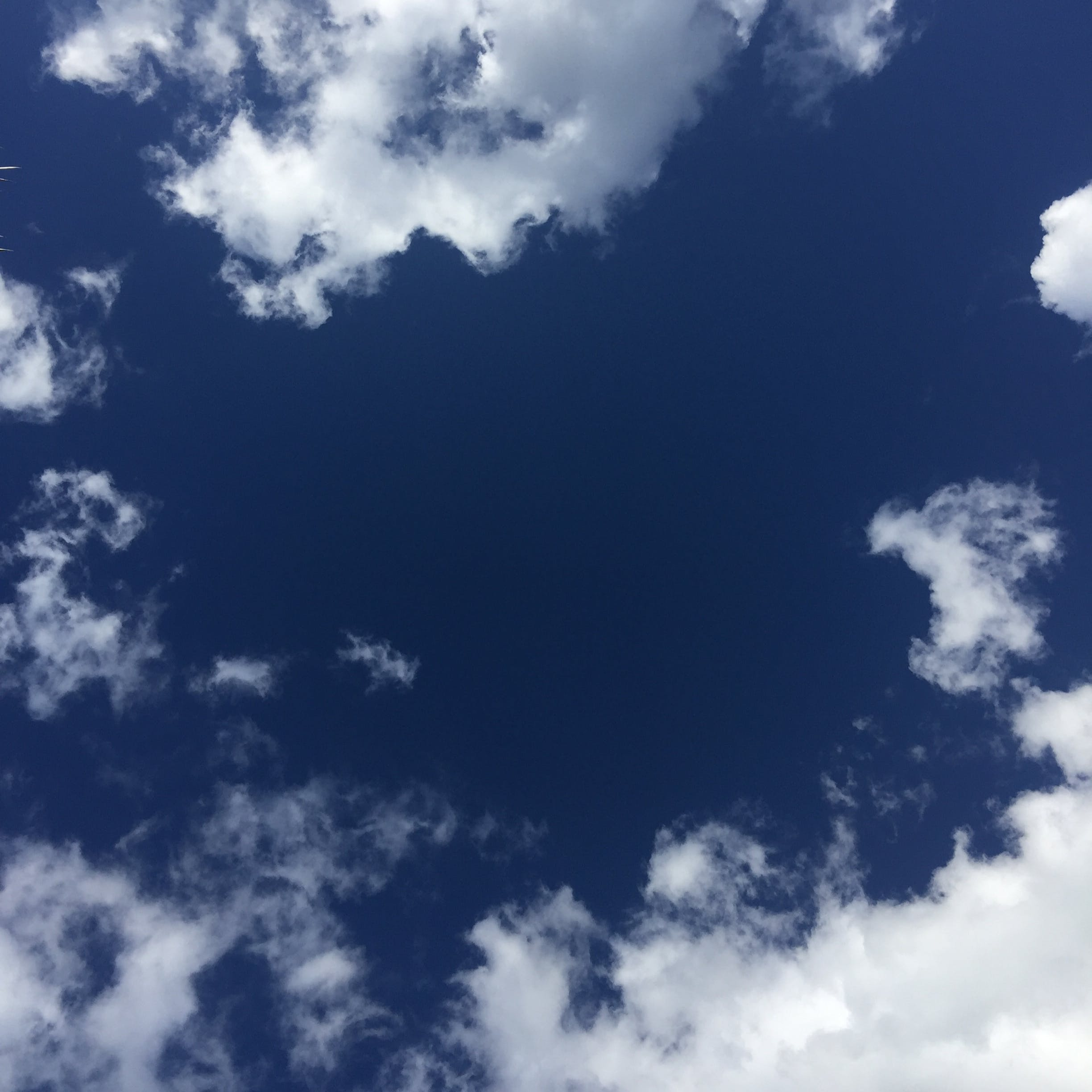 Low-angle Photography of Clouds