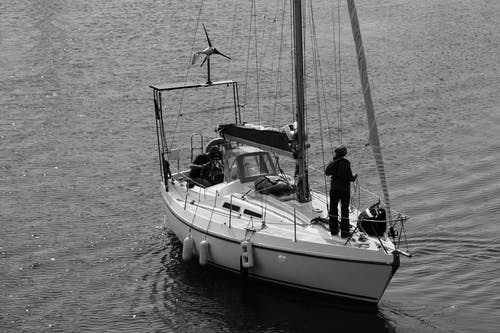 Free stock photo of bateau, eau, evasion