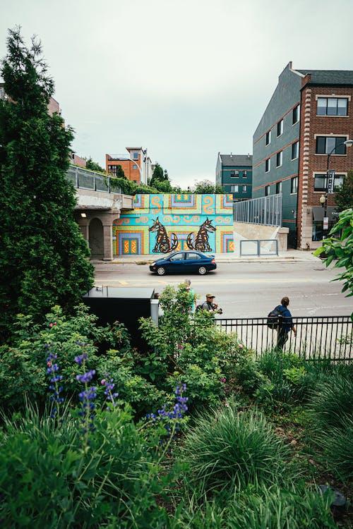 Δωρεάν στοκ φωτογραφιών με άνθρωπος, αρχιτεκτονική, αρχιτεκτονικό σχέδιο, αστικός