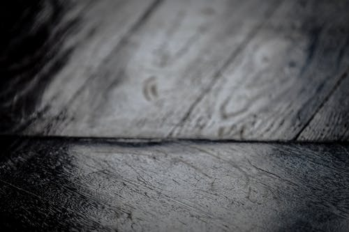 Grayscale Photography of Wood